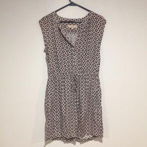 LOFT Cotton dress Sz Medium